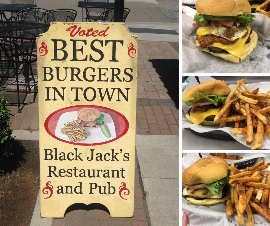 FB Black Jack's – burgers