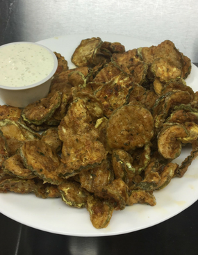 Menu – Fried Pickles