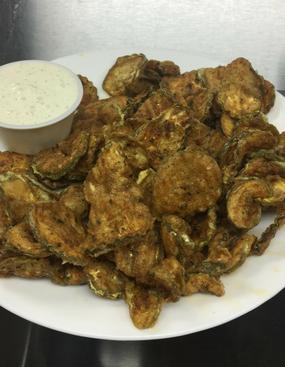 Menu – Fried Pickles