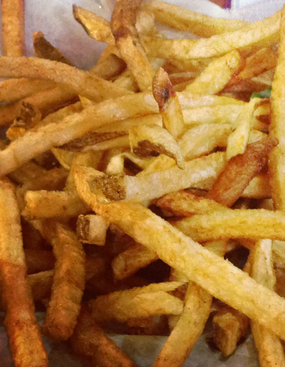 Menu – Fries