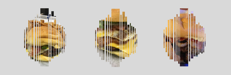 Three Burger Design